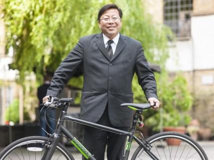 PW's Khagen is a cycle-convert!