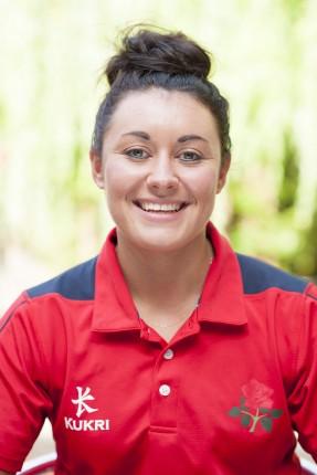 Jasmine Titmuss, ambassador for Women's Sports UK