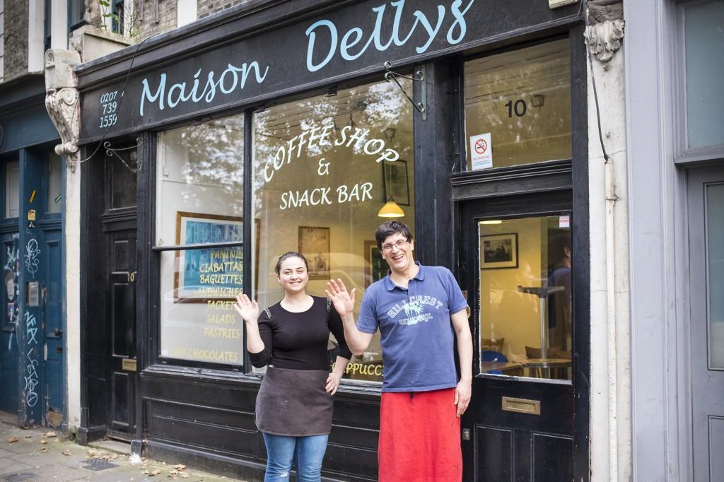 Goodbye Maison Dellys